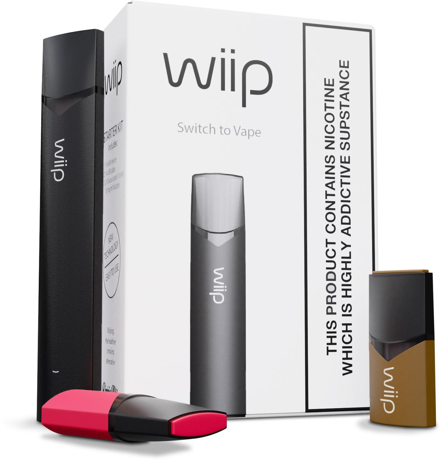 Wiip Starter kit