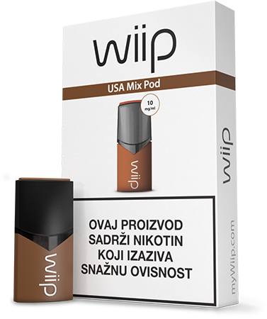 Wiipod USA Mix 10 mg/ml