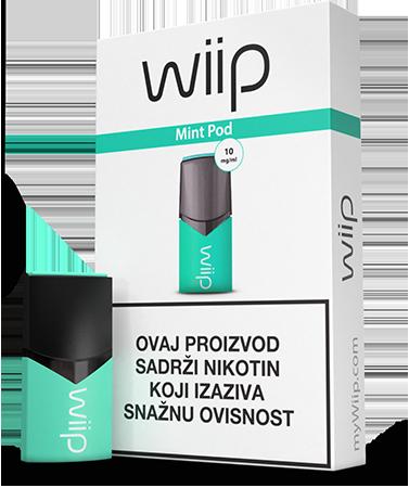 Wiipod Mint 10 mg/ml