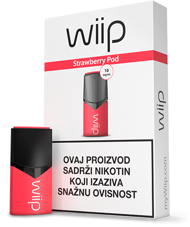 WiiPod Jagoda 10 mg/ml