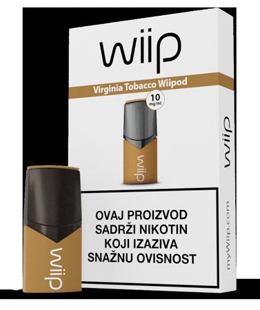 Wiipod Virginia tobacco 10 mg/ml
